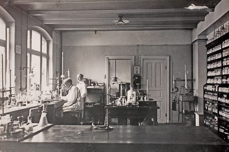 Research Laboratory 1914